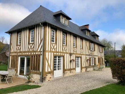 Luxus-Haus zu verkaufen LE MESNIL SUR BLANGY, 240 m², 6 Schlafzimmer, 590000€