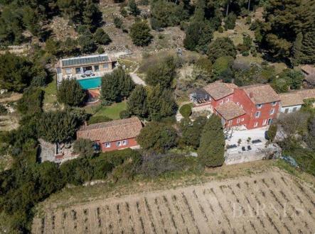 Propriété de luxe à vendre CASSIS, 4500000€