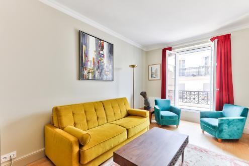 Appartement de luxe à vendre PARIS 5E, 57 m², 1 Chambres, 898000€