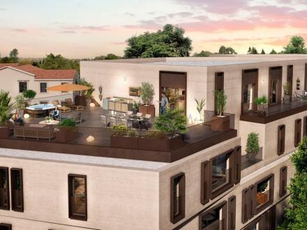 Luxury Apartment for sale MONTPELLIER, 147 m², 4 Bedrooms, € 1 060 000