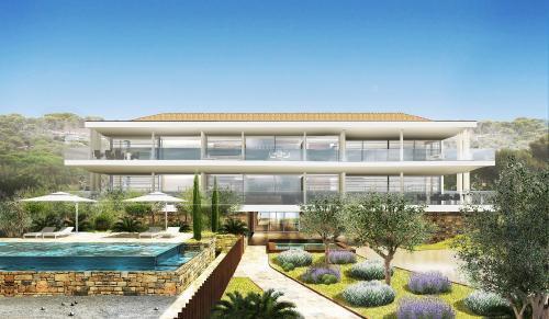 Luxus-Neubauwohnung zu verkaufen LES ISSAMBRES, 92 m², 2 Schlafzimmer, 730000€