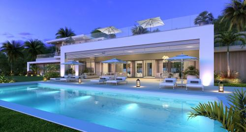 Luxury Villa for sale Mauritius, 241 m², 4 Bedrooms, €1446300