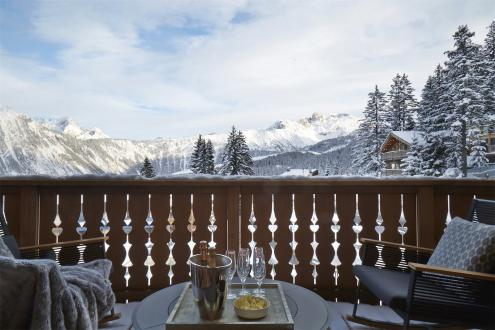 Luxury Apartment for rent COURCHEVEL, 200 m², 4 Bedrooms,