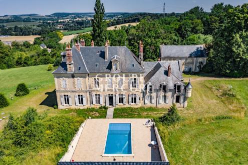 Château / Manoir de luxe à vendre NEVERS, 600 m², 12 Chambres, 850000€
