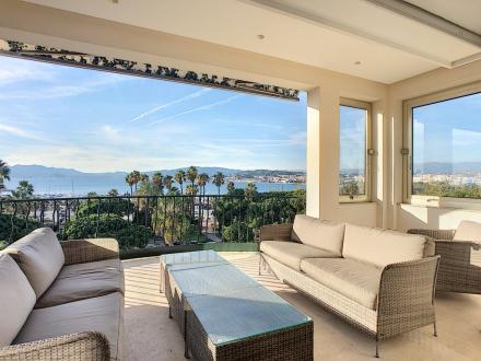 Appartamento di lusso in affito CANNES, 170 m², 3 Camere,