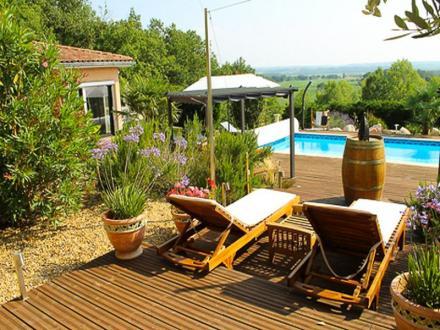 Villa de luxe à vendre SAINT GERME, 150 m², 6 Chambres, 515000€