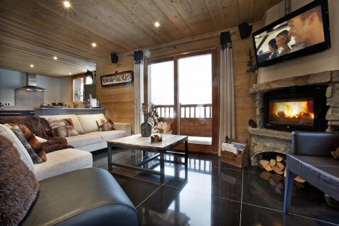 Luxus-Chalet zu vermieten COURCHEVEL, 270 m², 5 Schlafzimmer,