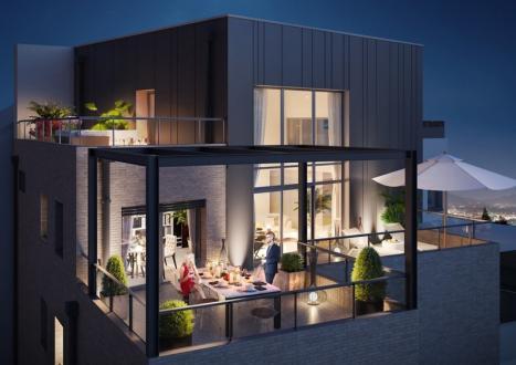 Luxus-Wohnung zu verkaufen LYON, 120 m², 3 Schlafzimmer, 1095000€
