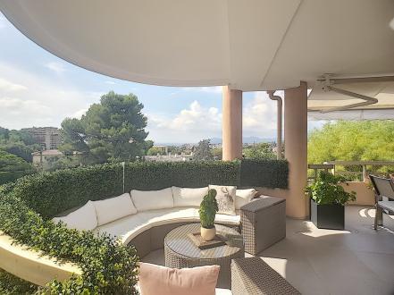 Luxus-Wohnung zu verkaufen LE CANNET, 104 m², 2 Schlafzimmer, 795000€