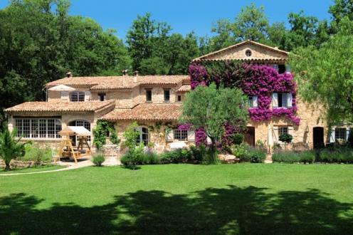 Luxus-Haus zu verkaufen GRASSE, 4500000€