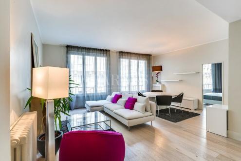 Appartement de luxe à louer PARIS 16E, 88 m², 2 Chambres, 3450€/mois