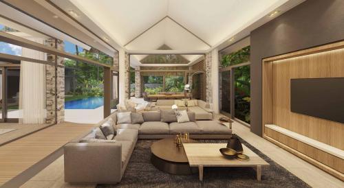 Luxus-Villa zu verkaufen Mauritius, 278 m², 3 Schlafzimmer, 2238904€