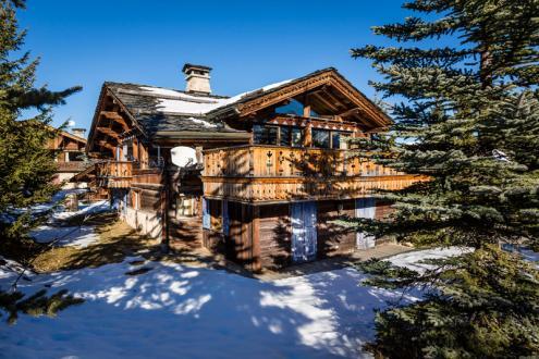 Casale di lusso in vendita COURCHEVEL, 537 m², 8 Camere, 15750000€