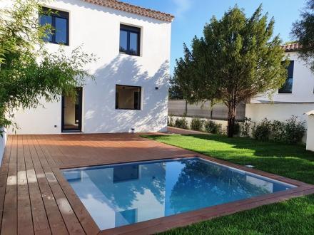 Maison de luxe à vendre SAINT CYR SUR MER, 90 m², 3 Chambres, 515000€
