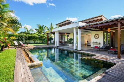 Villa de luxe à vendre Ile Maurice, 300 m², 4 Chambres, 1166667€