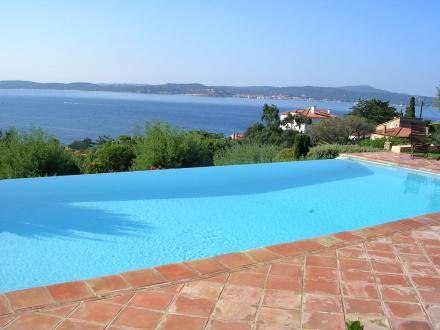 Luxury House for rent SAINTE MAXIME, 120 m², 3 Bedrooms,
