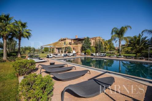 Villa de luxe à vendre MARRAKECH, 1000 m², 6 Chambres, 2500000€