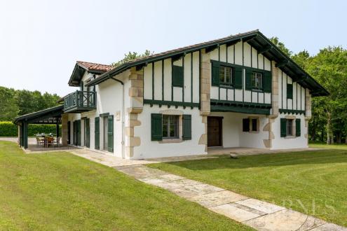 Поместье класса люкс на продажу  Сен-Пе-Сюр-Нивель, 5 Спальни, 1750000€