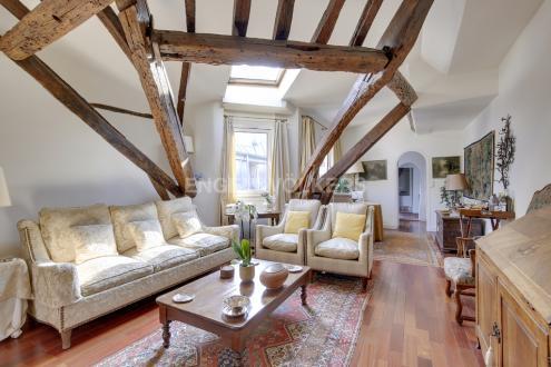 Appartement de luxe à vendre PARIS 7E, 80 m², 2 Chambres, 1300000€