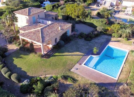 Luxe Huis te huur GRIMAUD, 210 m², 4 Slaapkamers,