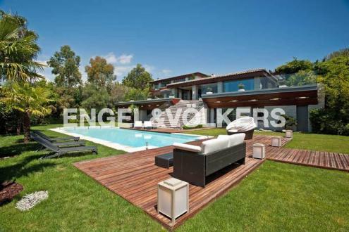 Luxus-Villa zu verkaufen MOUGINS, 750 m², 6 Schlafzimmer, 12900000€
