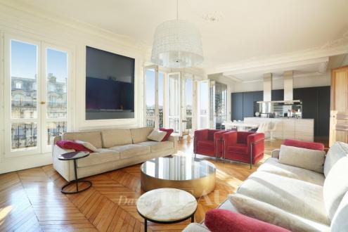 Appartement de luxe à vendre PARIS 8E, 153 m², 3 Chambres, 3950000€