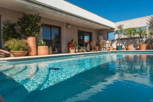 Luxus-Wohnung zu verkaufen MONTPELLIER, 155 m², 3 Schlafzimmer, 1095000€