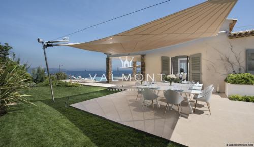 Maison de luxe à louer SAINT TROPEZ, 400 m², 4 Chambres,