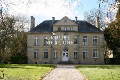 Maison de luxe à vendre COURSEULLES SUR MER, 640 m², 8 Chambres, 1300000€