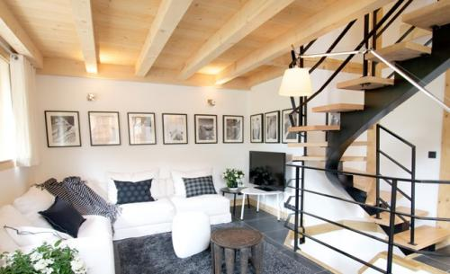 Chalet de luxe à louer CHAMONIX MONT BLANC, 180 m², 5 Chambres,