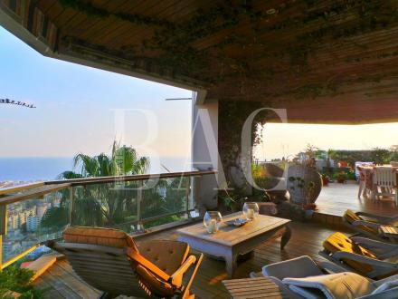 Квартира класса люкс на продажу  Ницца, 160 м², 3 Спальни, 1690000€