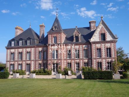 Château / Manoir de luxe à vendre BOURGTHEROULDE INFREVILLE, 380 m², 7 Chambres, 749000€