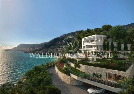 Villa de luxe à vendre ROQUEBRUNE CAP MARTIN, 450 m², 7 Chambres, 12900000€