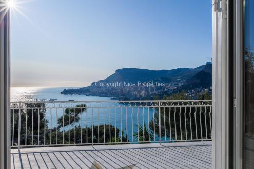 Villa de luxe à vendre ROQUEBRUNE CAP MARTIN, 366 m², 7 Chambres, 7500000€