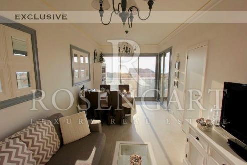 Квартира класса люкс на продажу  Монако, 60 м², 2 Спальни, 3950000€