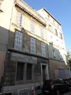 Luxus-Wohnung zu vermieten MARSEILLE, 31 m², 474€/monat