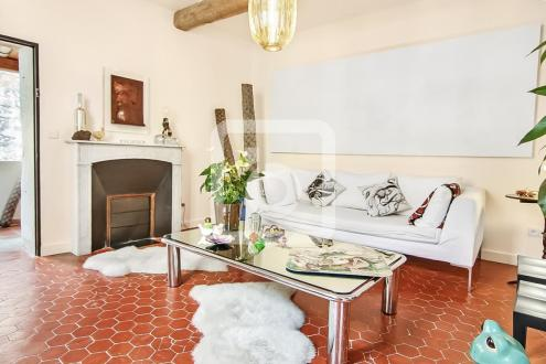 Luxury House for sale LA COLLE SUR LOUP, 100 m², 2 Bedrooms, € 535 000