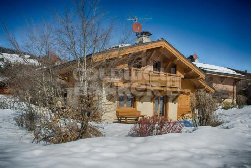Luxury Chalet for sale MEGEVE, 69 m², 3 Bedrooms, €775000
