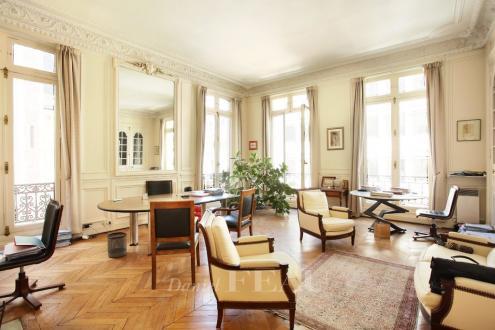 Appartement de luxe à vendre PARIS 8E, 200 m², 4 Chambres, 2500000€