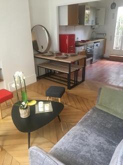 Appartement de luxe à louer PARIS 16E, 62 m², 2 Chambres, 3300€/mois
