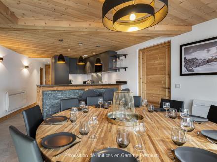 Luxus-Chalet zu verkaufen SAINT MARTIN DE BELLEVILLE, 179 m², 5 Schlafzimmer, 1958000€