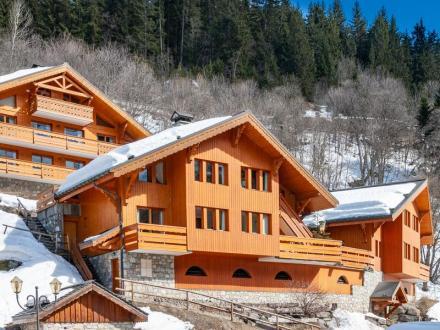 Luxus-Chalet zu verkaufen MERIBEL LES ALLUES, 144 m², 5 Schlafzimmer, 2500000€