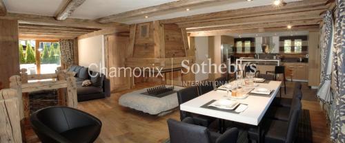 Luxus-Wohnung zu verkaufen CHAMONIX MONT BLANC, 130 m², 3 Schlafzimmer, 1100000€