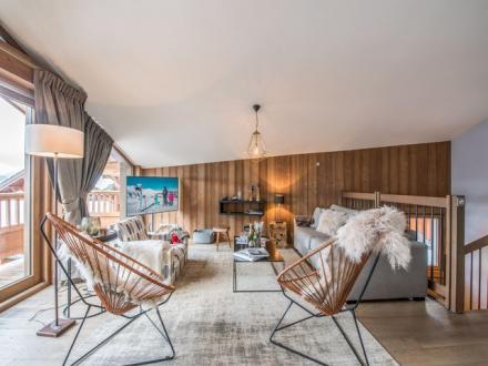 Casale di lusso in affito COURCHEVEL, 128 m², 4 Camere,