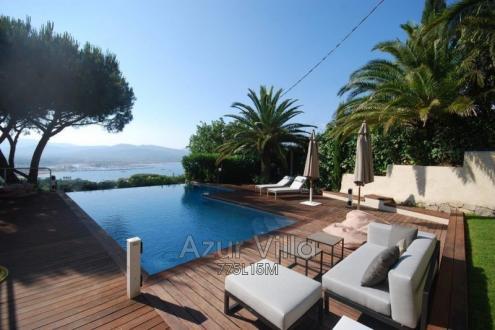 Maison de luxe à louer GASSIN, 220 m², 6 Chambres,
