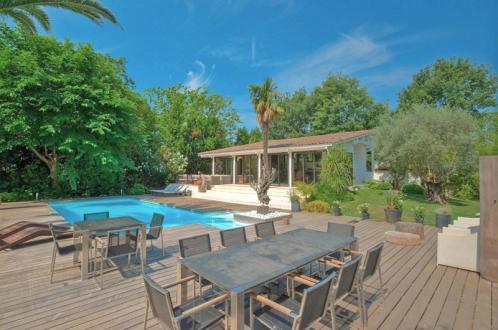 Luxury House for rent SAINT TROPEZ, 5 Bedrooms,