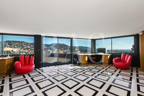 Квартира класса люкс на продажу  Канны, 166 м², 2 Спальни, 1325000€