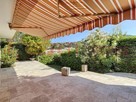 Luxus-Wohnung zu verkaufen MANDELIEU LA NAPOULE, 119 m², 3 Schlafzimmer, 649000€