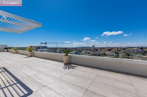 Appartement de luxe à vendre MONTPELLIER, 160 m², 4 Chambres, 995000€