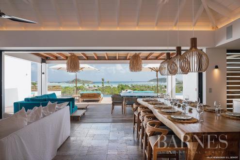 Вилла класса люкс на продажу  Остров Святого Бартоломея, 294 м²